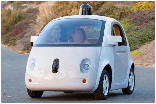 Google Autonomous Cars – they're real, they're coming and they'll transform our cities completely