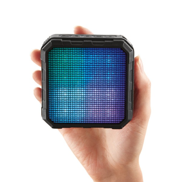 Flash Wireless Bluetooth Speaker With Light Show – a party in your pocket