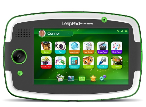 LeapPad Platinum Kids Learning Tablet – keep your kids' brains from turning to mush this summer