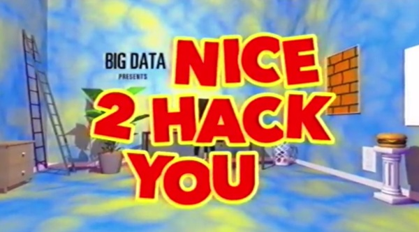 Nice 2 Hack You – comb the net, win some prizes