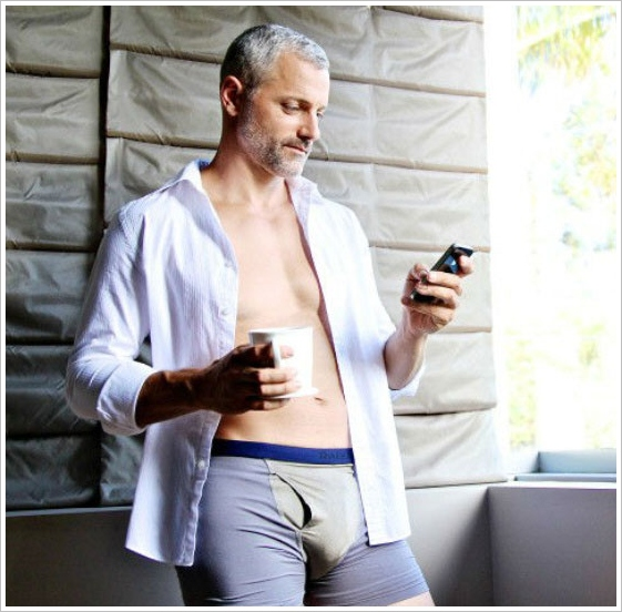 RadiaShield Men's Boxer Briefs – reduce the radiation to those precious private parts