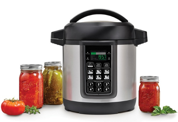Automatic Food Canning System – take the work out canning