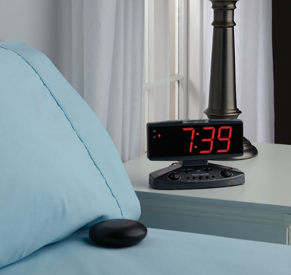 Sensory Overload Alarm Clock – giving new meaning to rude awakening