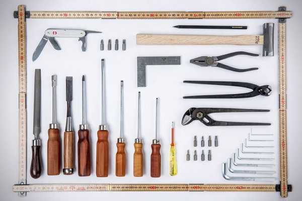 WohnGeist Tool Set all tools