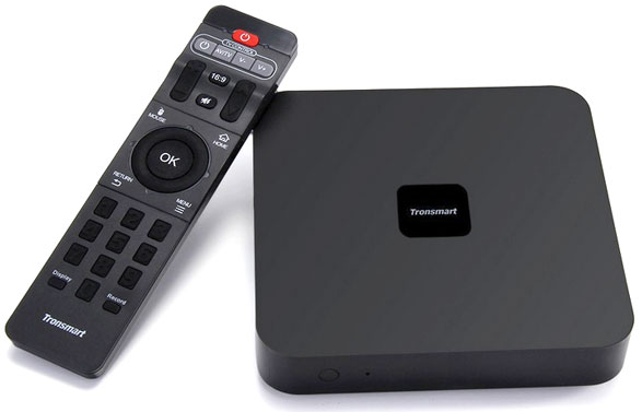 Tronsmart Pavo M9 – the Android TV Box that is also a recorder. Add a digital VCR to your Internet viewing or smart TV [Review]