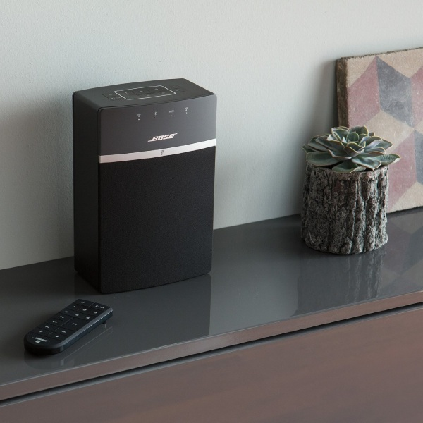 Bose SoundTouch 10 in use