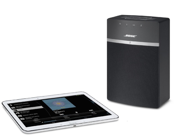 Bose SoundTouch 10 – make sure your theme song is playing when you enter a room
