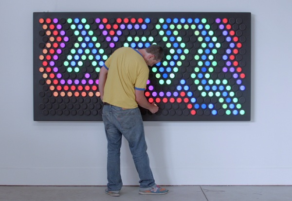 Everbright – the Lite-Brite for your office
