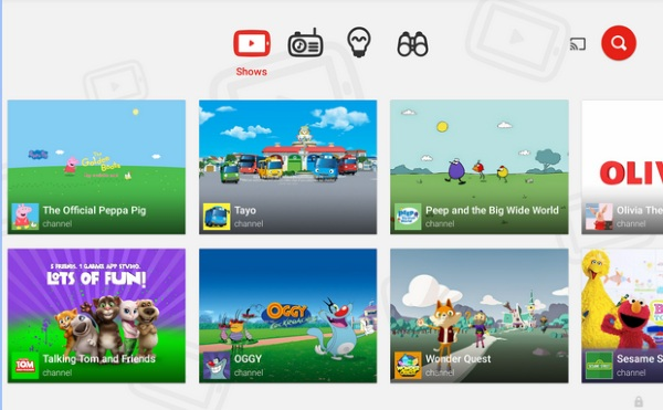 YouTube Kids – stop worrying about what your kid is watching on the internet [FREEWARE]