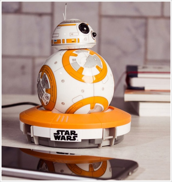 Sphero BB8 Droid – Hands On With The Cutest Star Wars Droid Yet [First Look & Video]