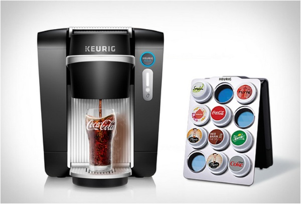 Keurig Kold – single serve soda with a quickness