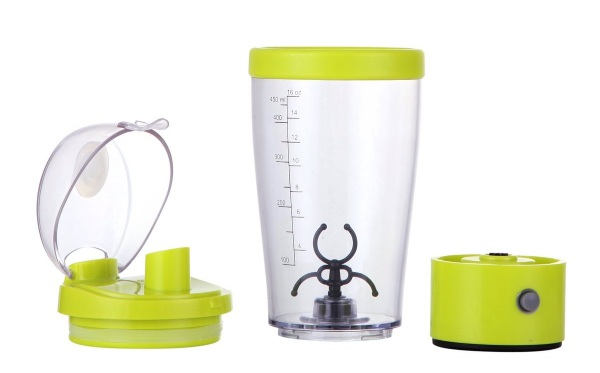 LAGUTE Electric Portable Mixer Cup