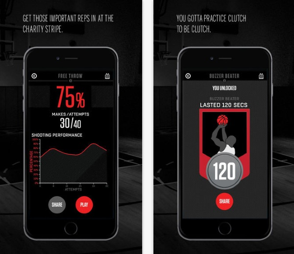 Wilson X Connected Basketball – track your game