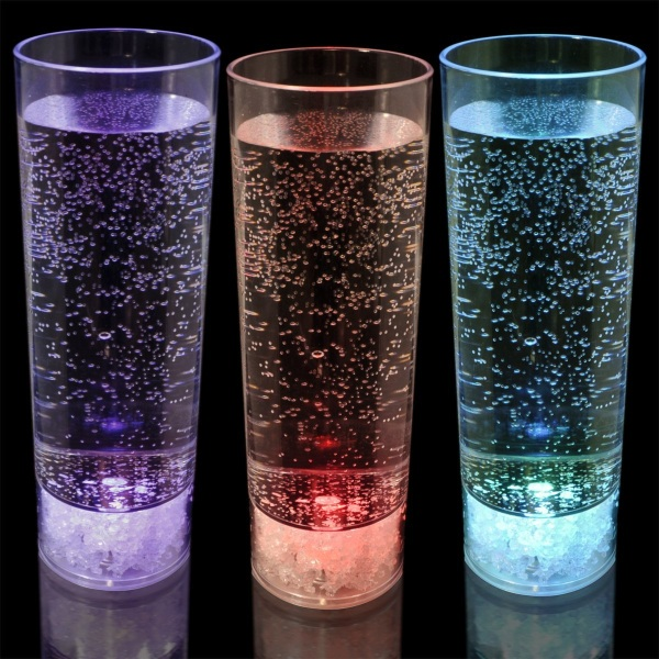 Light Up LED Highball Glass – add a little glow to your hydration