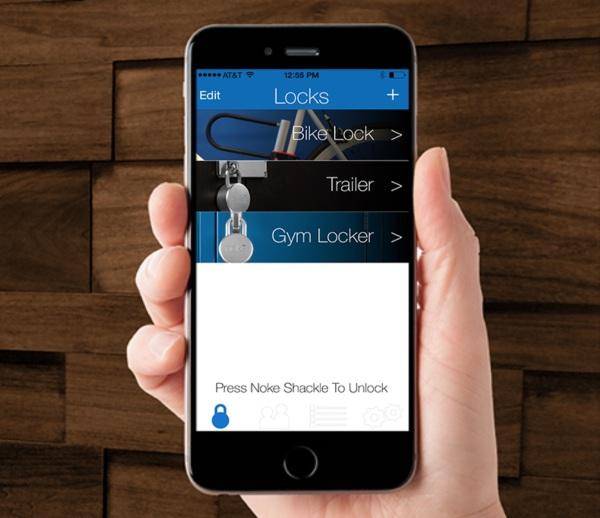 Noke U-Lock – keep your bike safe with your smartphone