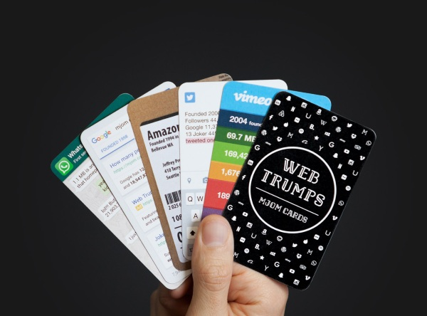 Web Trumps – for people who are tired of Cards Against Humanity