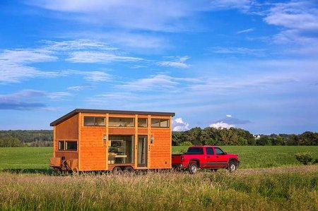 Escape Traveler makes RVing a luxurious green experience