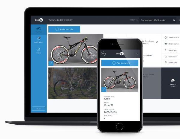 Bike-Id Registry