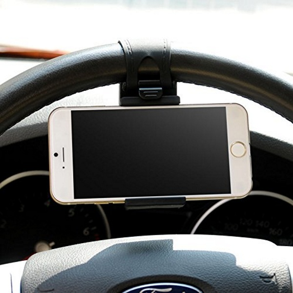 Hands Free Universal Mobile Phone Holder – keep your phone where your eyes can see it