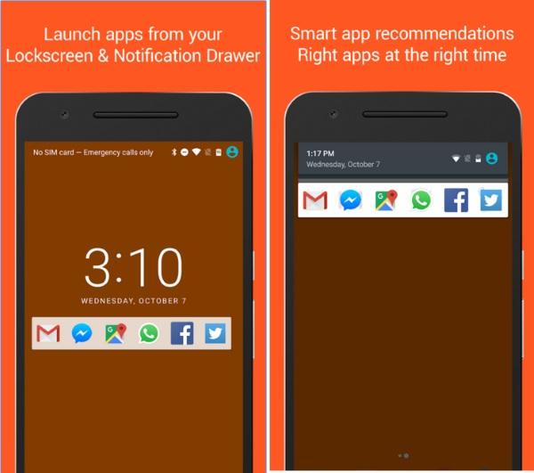 Launchify – turn your lock screen into something useful [FREEWARE]