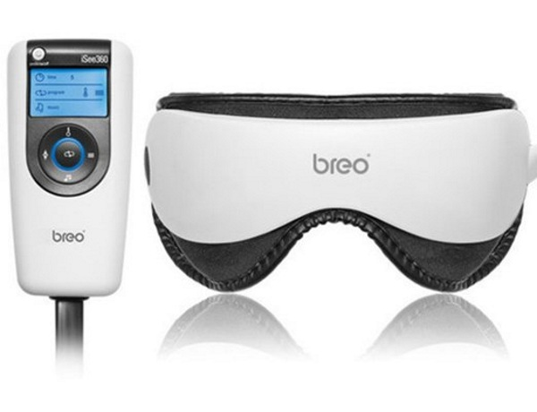 iSee360 Eye Massager – give those tired peepers a break with this portable gadget