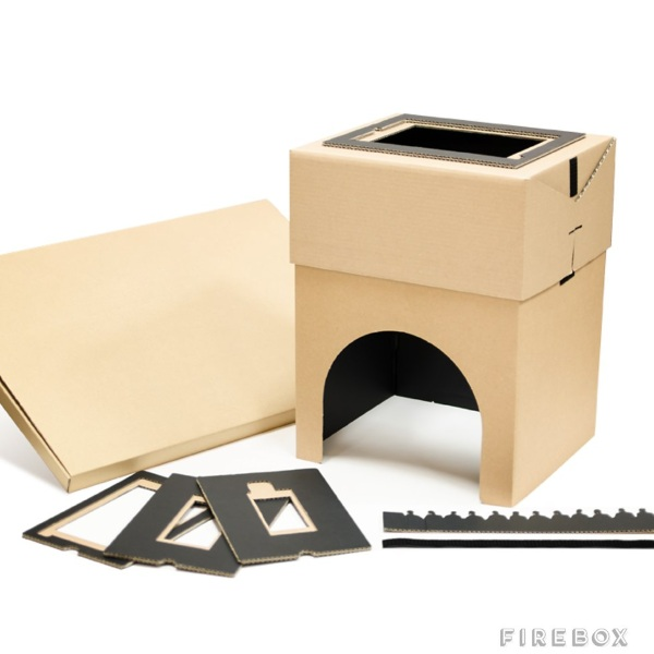 Cardboard Home Cinema – a personal movie theater, just add smartphone