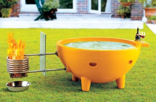 FireHotTub – the hot tub that runs on firewood