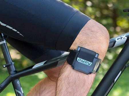 Wearable AMPY turns motion into energy to charge your special devices