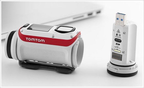 TomTom Bandit Camera – stylish action cam with great battery life and features [Review]