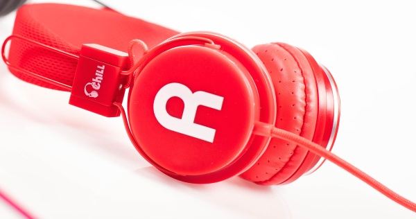 Chill Headphones – keep the volume down even when you're not checking it