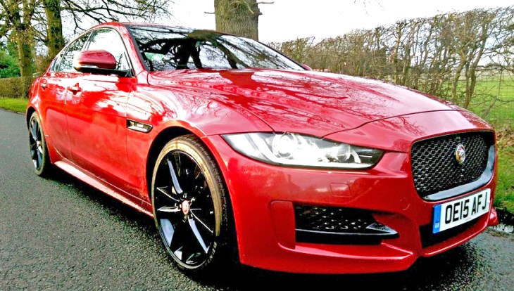2016 Jaguar XE: Cool, 70 MPG, aluminium and all for a cat's whisker under £27k! [Review]