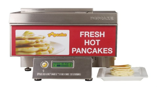 Popcake – delicious pancakes with none of the work
