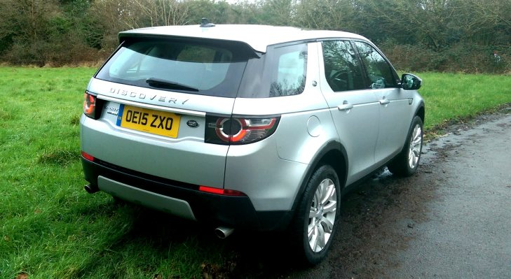 2015 Land Rover Discovery Sport – all singing, all (53 MPG) dancing [Review]