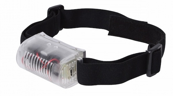 USB Forehead Neck Cooler – sure you'll look silly but you'll really be cool