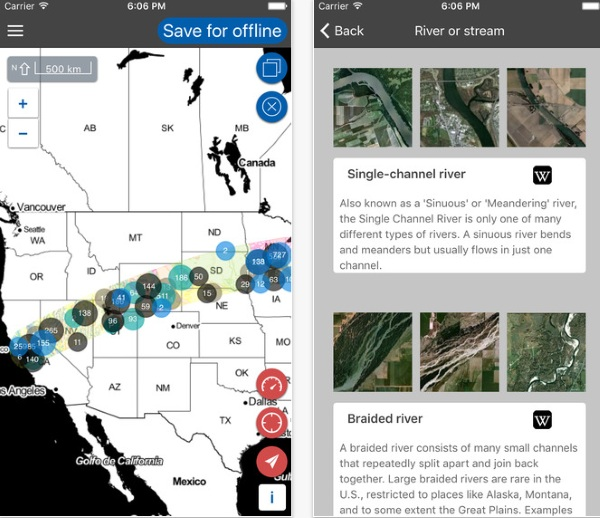 Flyover Country – the app that shows you what's really going on with the boring landscape below you