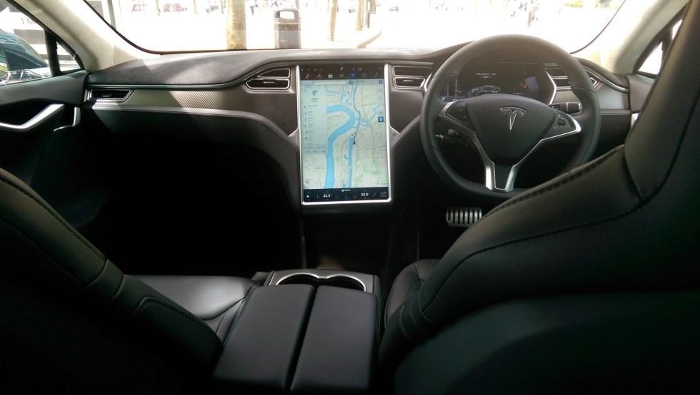 Tesla Model S review by car finder Nick Johnson
