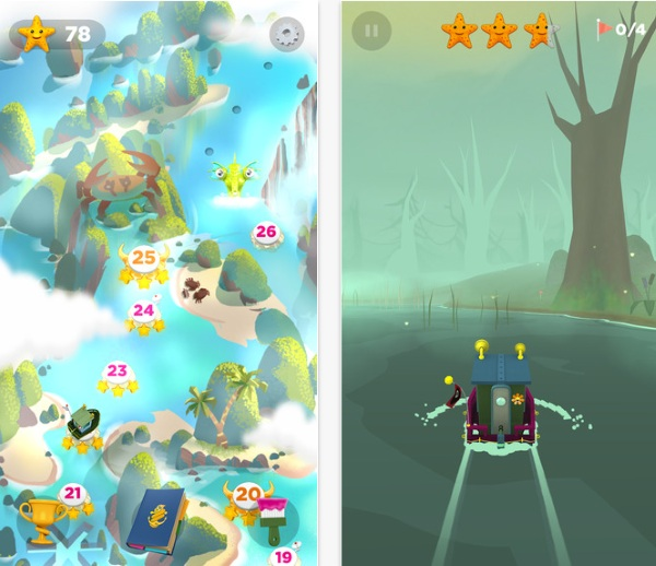 Sea Hero Quest – the mobile game that is fighting back against the monster of dementia