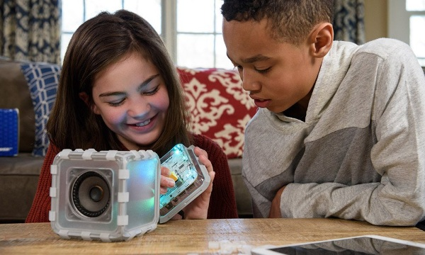 BOSEbuild – teach your kids to build their own speaker and they'll never hog the radio again