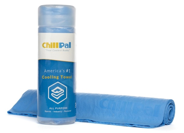 Chill Pal Ultimate Cooling Towel – the towel to help you avoid heatstroke
