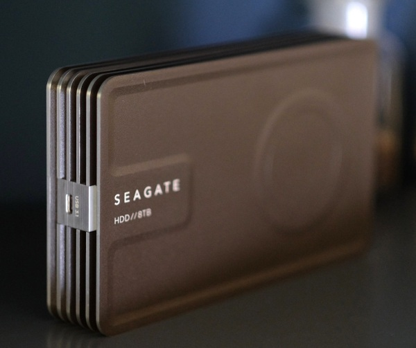 Seagate Innov8 8 TB Desktop Hard Drive – keep everything, delete nothing