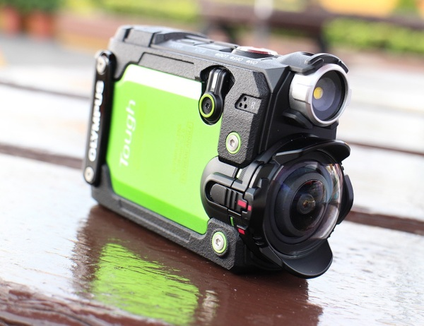Tough TG-Tracker – a tough camera for tough lifestyles