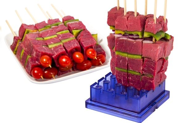 6-in-1 Premium Kabab Maker – make perfect kababs, every time