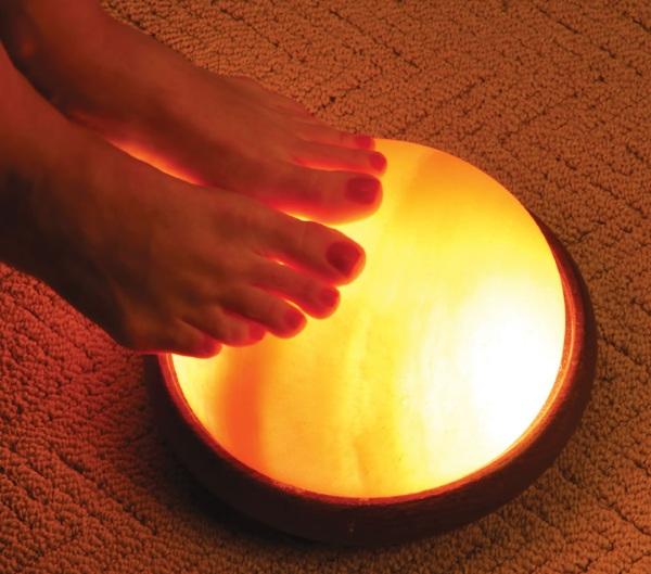 Himalayan Salt Therapy Dome – same therapy, sleeker look