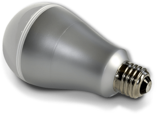 SmartCharge LED Light Bulb – keep the lights on when the power goes out