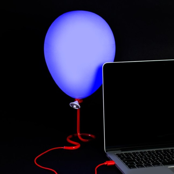 Balloon Lamp – this balloon will never pop