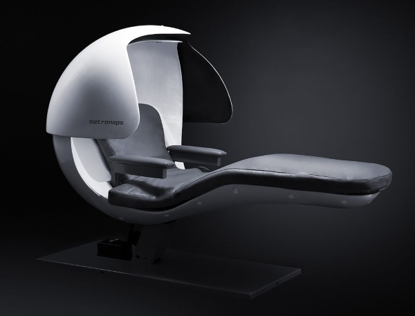 Energy Pods – get better naps at work