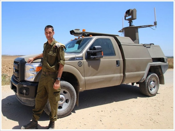 Israeli UGV – fully autonomous weaponised cars are almost here – have we all gone completely mad?