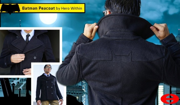 Hero Within – hide your secret geek identity with these subtle jackets