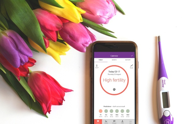 Natural Cycles – the app that will help you get pregnant in three months or less