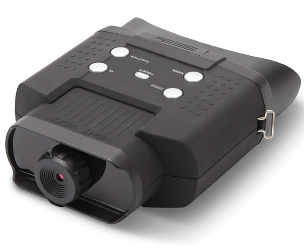 Night Vision Video Binoculars – keep an eye on things no matter the time of day
